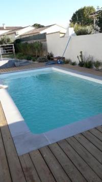 gite Vauvert VIlla idéalement située avec piscine.
