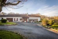 gite Bouteilles Saint Sébastien French Farmhouse set on a hill with own private woodland