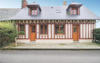 gite Offranville Two-Bedroom Holiday Home in Le Bourg-Dun