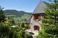 gite Saint Bonnet de Condat Farmhouse with mountain view