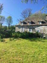gite Jaleyrac House with 2 bedrooms in Le Fau with wonderful mountain view and enclosed garden