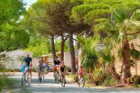gite Saintes Maries de la Mer LA MARINE Mobil Home 3ch (6 pers) Camping 4