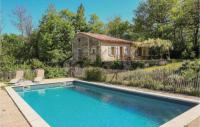 gite Teyssières Awesome home in Le Poet Laval w Outdoor swimming pool, Outdoor swimming pool and 3 Bedrooms