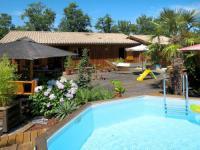 gite La Teste de Buch Ferienhaus mit Pool Le Porge 150S
