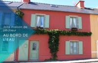 Gîte Brest Gîte TyPesked Elorn, Charmante maison de pêcheur au bord de l'eau