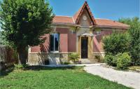 gite Cabannes Beautiful home in Le Thor w WiFi and 2 Bedrooms