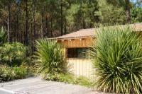 gite Lacanau Immersion Forêt Cabane bois Lège Cap Ferret 1-4p