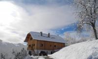 gite Saint Jean de Chevelu Appartement en Chalet à La Féclaz en Savoie, Alpes.