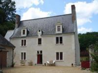 gite Saint Michel sur Loire House Le manoir du château 1