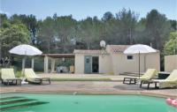 gite Barjols One-Bedroom Holiday Home in Pourcieux