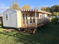 gite Saint Froult Holiday home Camping les Charmettes - 6