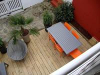gite Le Girouard House Maison pecheur - entre port et plage- wifi- rue bons enfants
