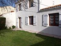 Gite Les Sables d'Olonne House Maison type 6 avec jardin clos