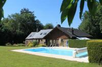 gite Pont d'Ouilly gîte de campagne en Normandie avec piscine