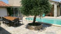 gite Armissan maison avec piscine
