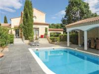 gite Salles d'Aude Five-Bedroom Holiday Home in Thezan les Beziers