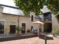 gite Montsoreau House Le rabelais