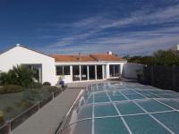 gite La Boissière des Landes House Maison type 4 avec piscine
