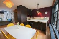 Gîte Lille Gîte Old Town - Lovely house with terrace & parking for 8pers