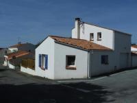 gite La Faute sur Mer House Dans le village, à 3km de la plage de sables fins, maison avec 3 chambres et jardin