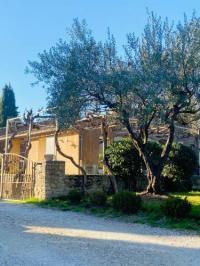 gite Roussillon Maison La Plaine