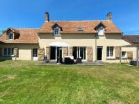 gite Gesnes le Gandelin House with 4 bedrooms in Louvigny with enclosed garden and WiFi