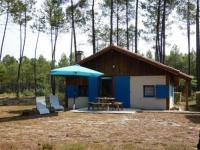 gite Captieux House Gîte bleu 2