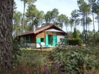 gite Lucmau House Gîte vert