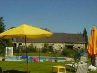 gite La Pallu 1 of 3 superb, comfortable gites with pool in the beautiful Mayenne countryside.