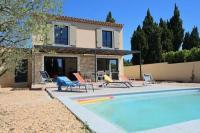 gite Tarascon Villa avec piscine