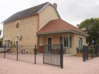 gite Barrais Bussolles House La foret 12