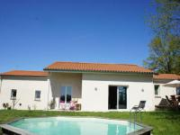 gite Saint Héand Lovely family home with small private pool