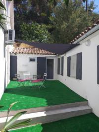 gite Cassis Maison paisible avec jardin