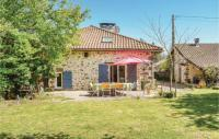 gite Champs Romain Three-Bedroom Holiday Home in Marval