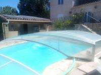 gite Bagard Mod Holiday Home in Massillargues-Attuech with Garden