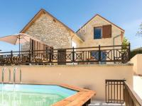 gite Saillac Lovely Holiday Home in Mayrac with Swimming Pool