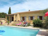 gite Cabannes Ferienhaus mit Pool Mazan 105S