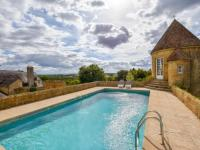 gite Sauvagny Modern Mansion in Meaulne with Private Pool