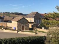 gite Saint Maurice lès Couches La Maison du Grand Four