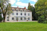 gite Baubigny Château de tailly