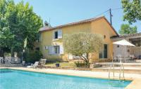 gite Cassis Nice home in Meyreuil w Outdoor swimming pool, Outdoor swimming pool and 4 Bedrooms