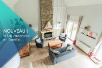 Gîte Brest Gîte KerFanch, jolie maison familiale en campagne 150m2