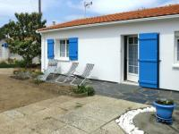 gite Paimboeuf Ferienhaus Saint Brevin-les-Pins 300S