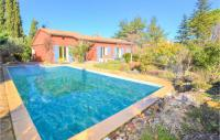 gite Malaucène Awesome home in MIrabel Aux Baronnies w Outdoor swimming pool, WiFi and 3 Bedrooms