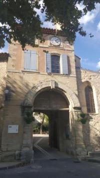 gite Roaix Maison provençale avec vue sur le Mont Ventoux