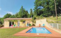 gite Les Assions Two-Bedroom Holiday Home in Molieres-sur-Ceze