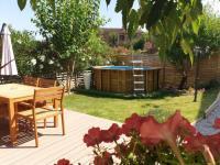 gite Lumio Maison de vacances avec jardin