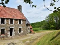 Location de vacances Le Gast Lovely Holiday Home amidst Meadows in Sourdeval-les-Bois