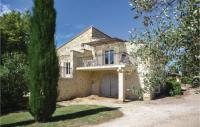gite Truinas Amazing home in Montbrison-sur-Lez w Outdoor swimming pool and 2 Bedrooms
