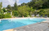 gite Sainte Valière Nice home in Montbrun des Corbières w Outdoor swimming pool, Outdoor swimming pool and 4 Bedrooms
